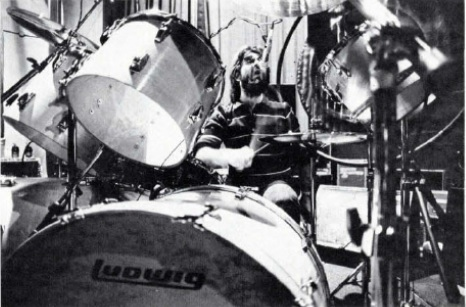Nazareth S Darrell Sweet Modern Drummer Magazine