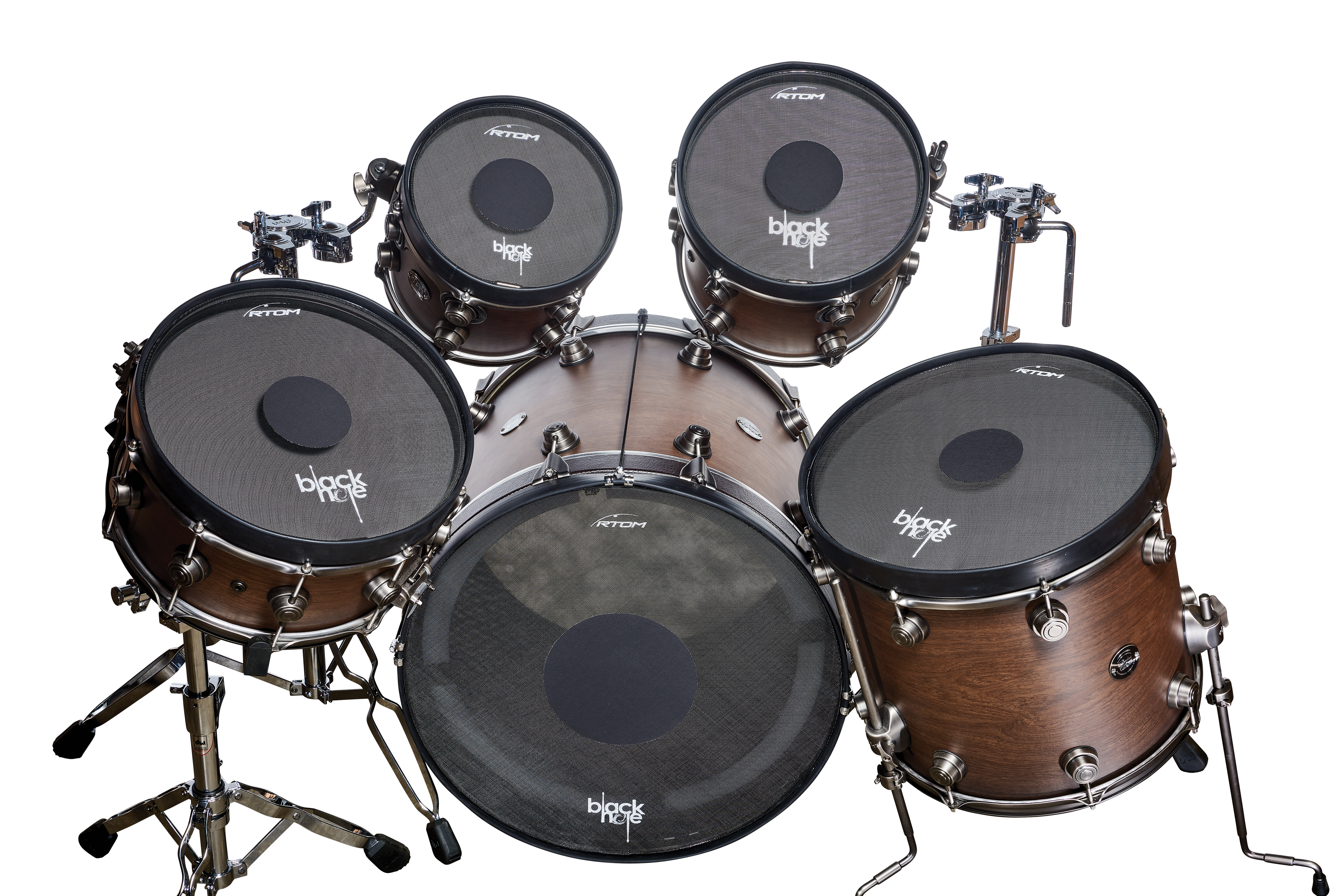 RTOM Makers Of The Ubiquitous Moon Gel Damper Pads Has Developed A New Product Designed To Reduce Sound An Acoustic Kit Up Eighty Percent