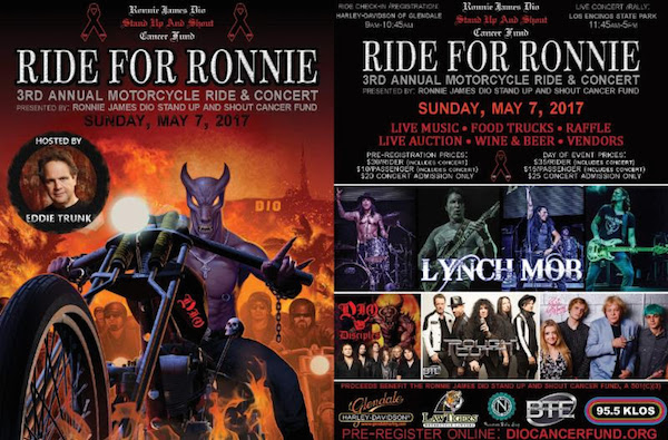 Ride For Ronnie