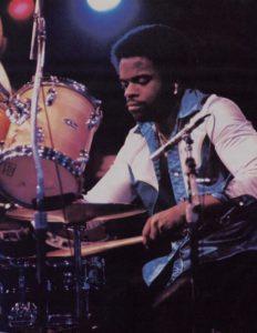 James Bradley Jr. Drummer | Modern Drummer Archive