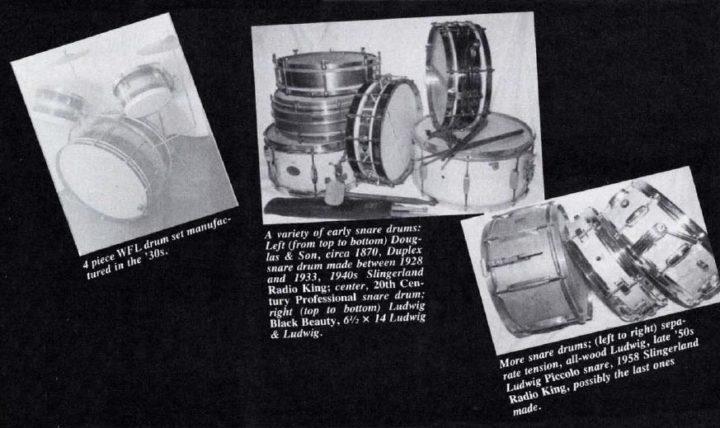 Evolution of the Drum Set 1