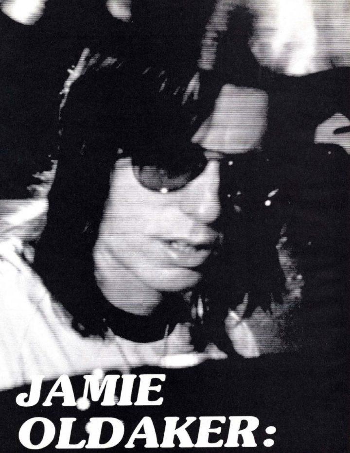 Jamie Oldaker
