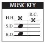 Click-Shifting key