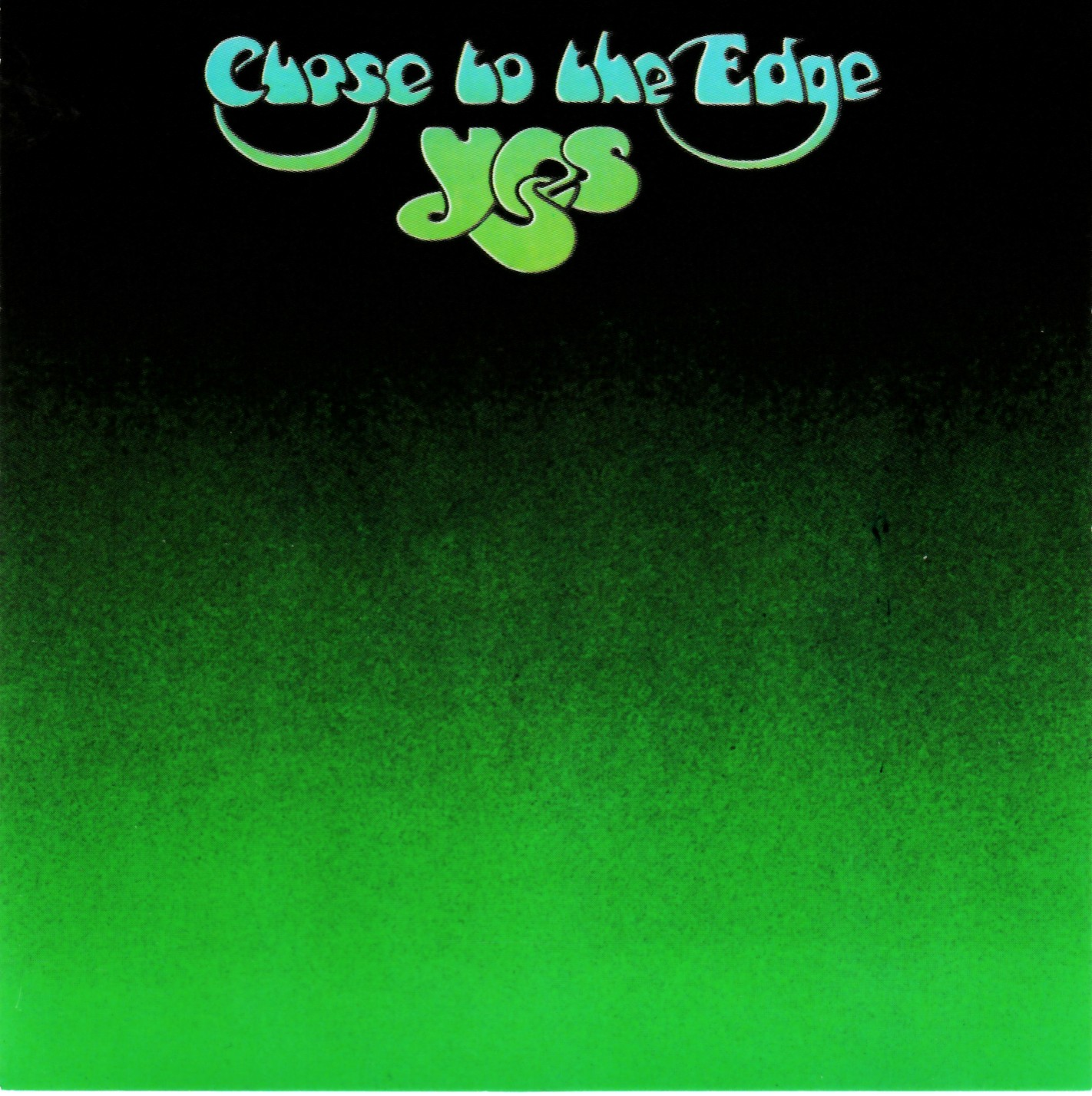 Yes's Close to the Edge
