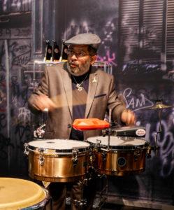 Giovanni Hidalgo Drummer | Modern Drummer Archive