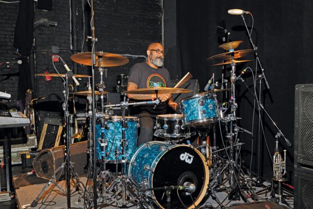 Current Issue Modern Drummer Magazine