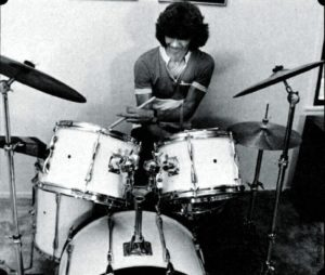 Graham Lear Drummer | Modern Drummer Archive