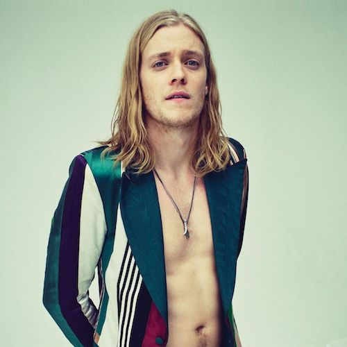 On The Beat With Rufus Tiger Taylor Of The Darkness Talks