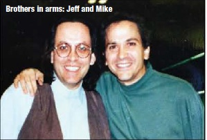 Jeff and Mike Porcaro
