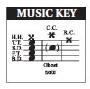 Rock 'N' Jazz Clinic key