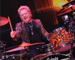 Joey Kramer Drummer | Modern Drummer Archive
