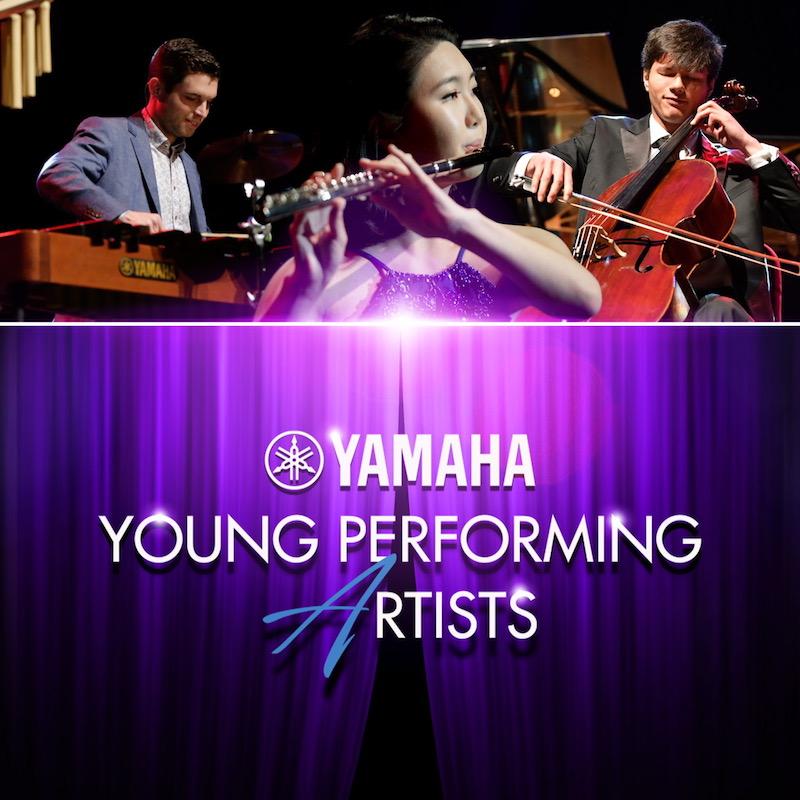 Yamaha Young Performing Artist