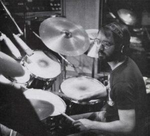 Terry Clarke Drummer   Modern Drummer Archive
