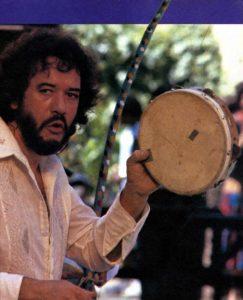 Airto Moreira Drummer | Modern Drummer Archive