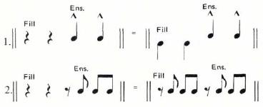 Foundation for Big Band Fills 2