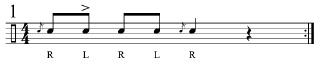Flamaque Variations 1