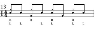 Flamaque Variations 13