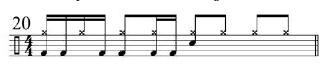 Flamaque Variations 19