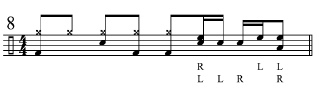 Flamaque Variations 8
