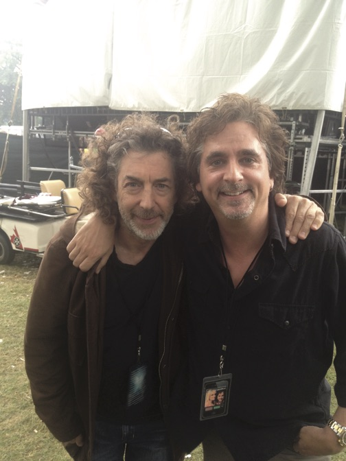 Simon Phillips, Todd Sucherman