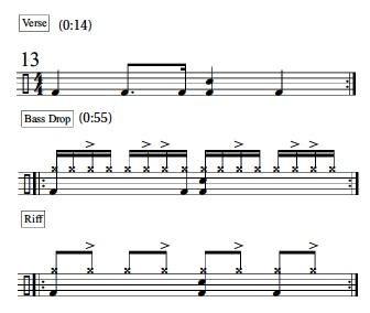 Dubstep Drumming 15