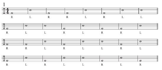 Up-tempo studies 3