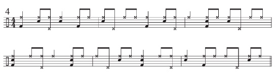 Up-tempo studies 6
