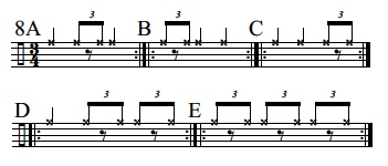 Syncopation Revisited 3/4 Applications 9
