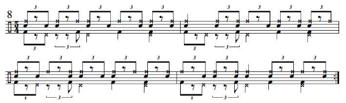 Syncopation Revisited 5/4 Applications 9
