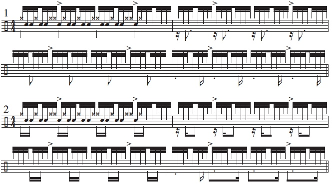 32nd-Note Patterns 3