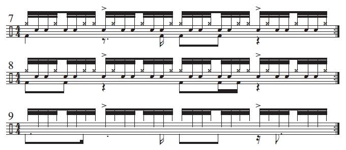 32nd-Note Patterns 6