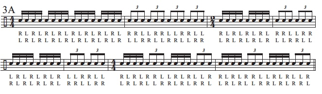 8th-Note Triplets and 16ths 6