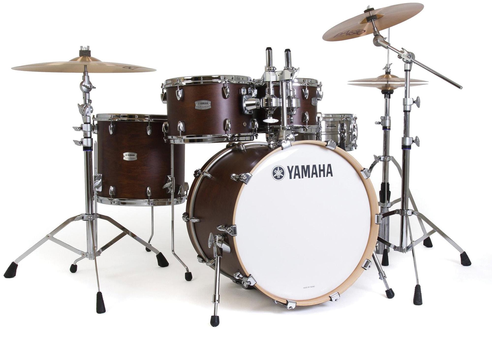 yamaha tour custom drumset modern drummer magazine. Black Bedroom Furniture Sets. Home Design Ideas