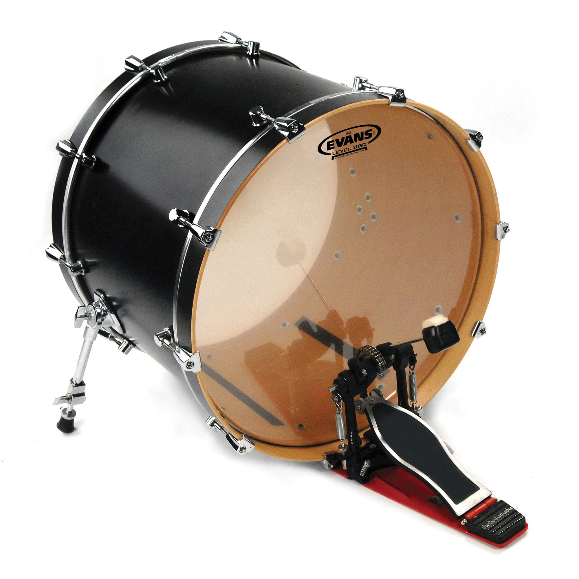 what you need to know about bass drum heads modern drummer magazine. Black Bedroom Furniture Sets. Home Design Ideas