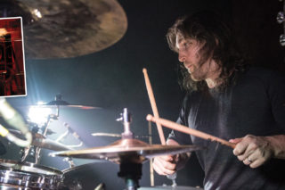 Between The Buried And Me Self Titled Modern Drummer Magazin...