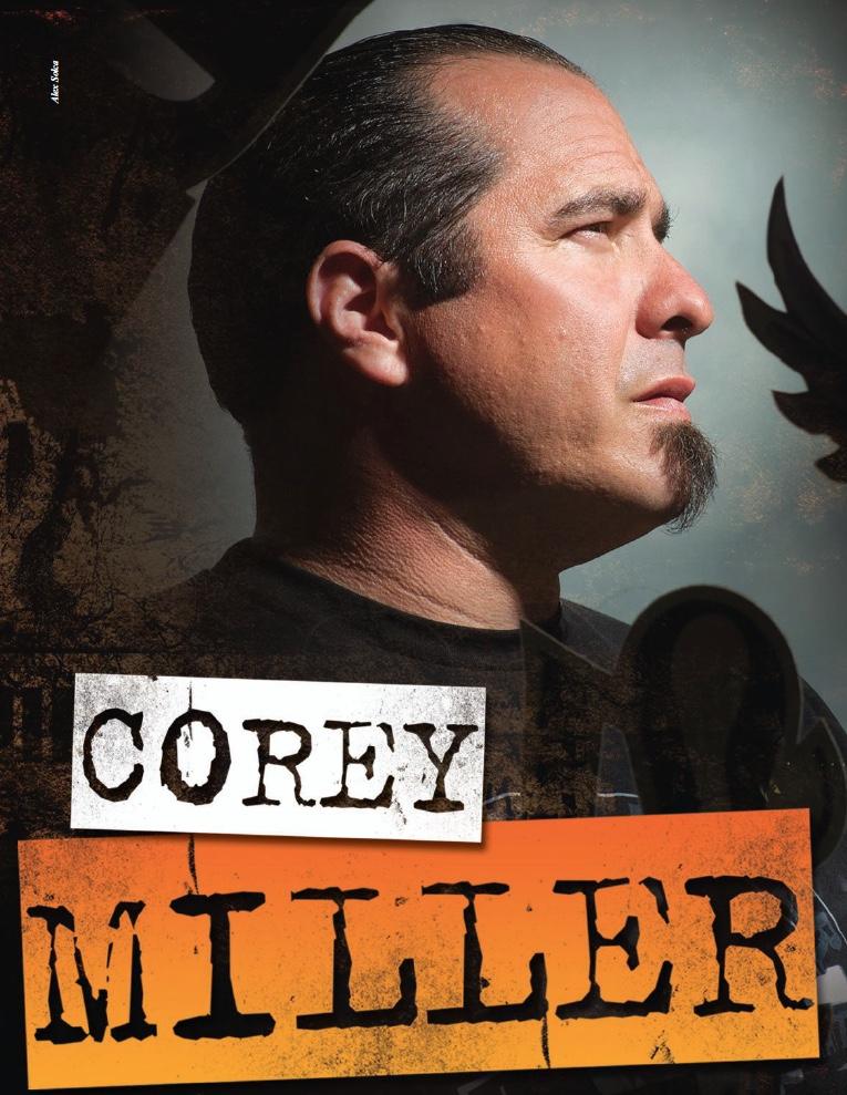 Corey Miller