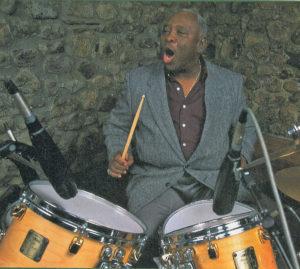 "Johnny ""Jabo"" Starks Drummer   Modern Drummer Archive"