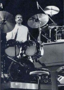 Gerry Brown Drummer | Modern Drummer Archive