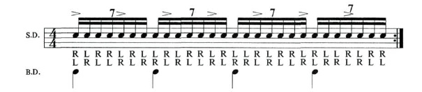 Expanding The Paradiddle 4