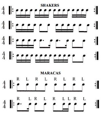 Percussion Colors 1