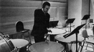Arthur Press Drummer | Modern Drummer Archive