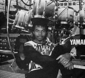 Jonathan Moffett Drummer | Modern Drummer Archive