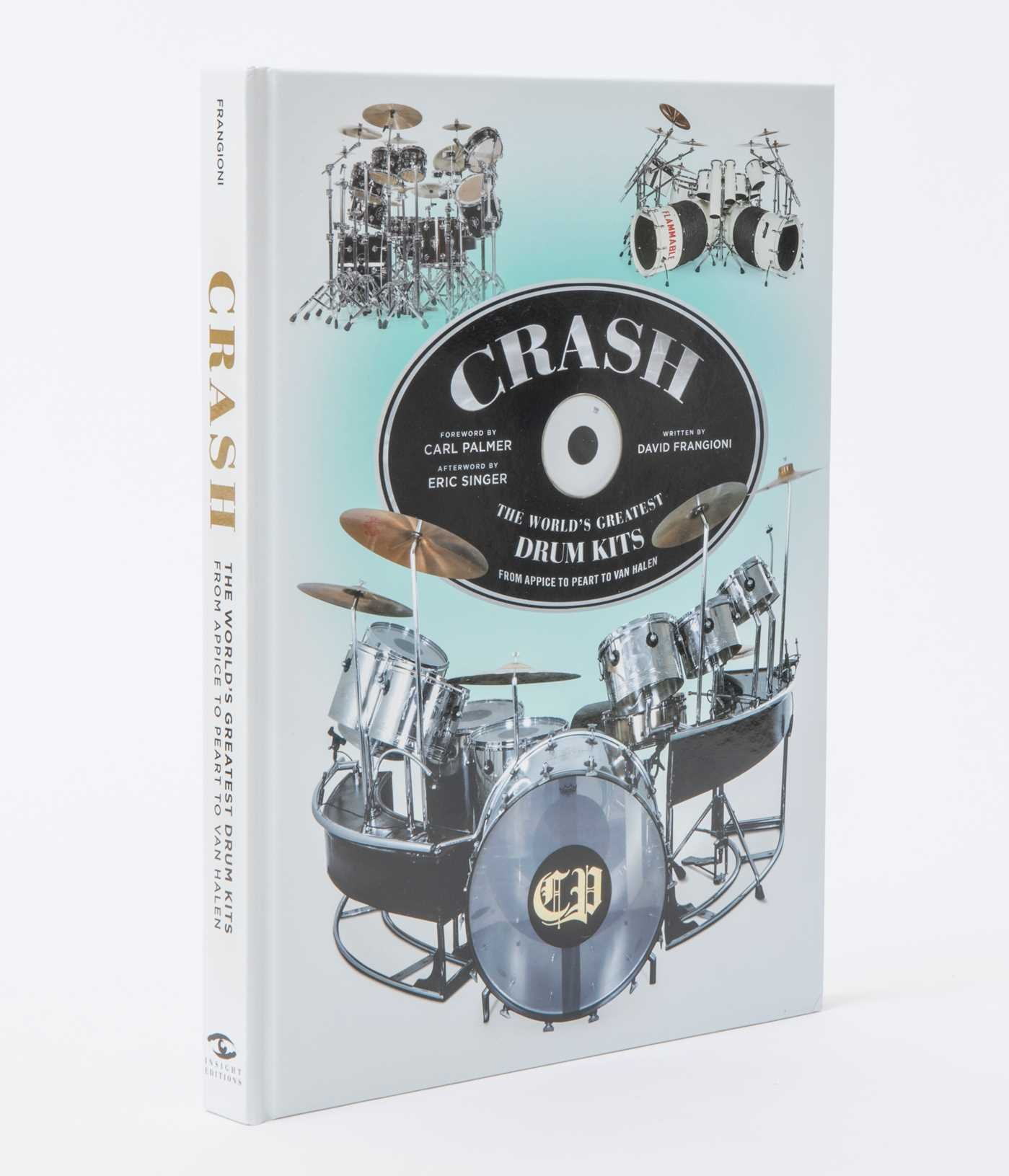 Crash: The World's Greatest Drum Kits