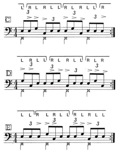 Five-Note Fill/Solo 3
