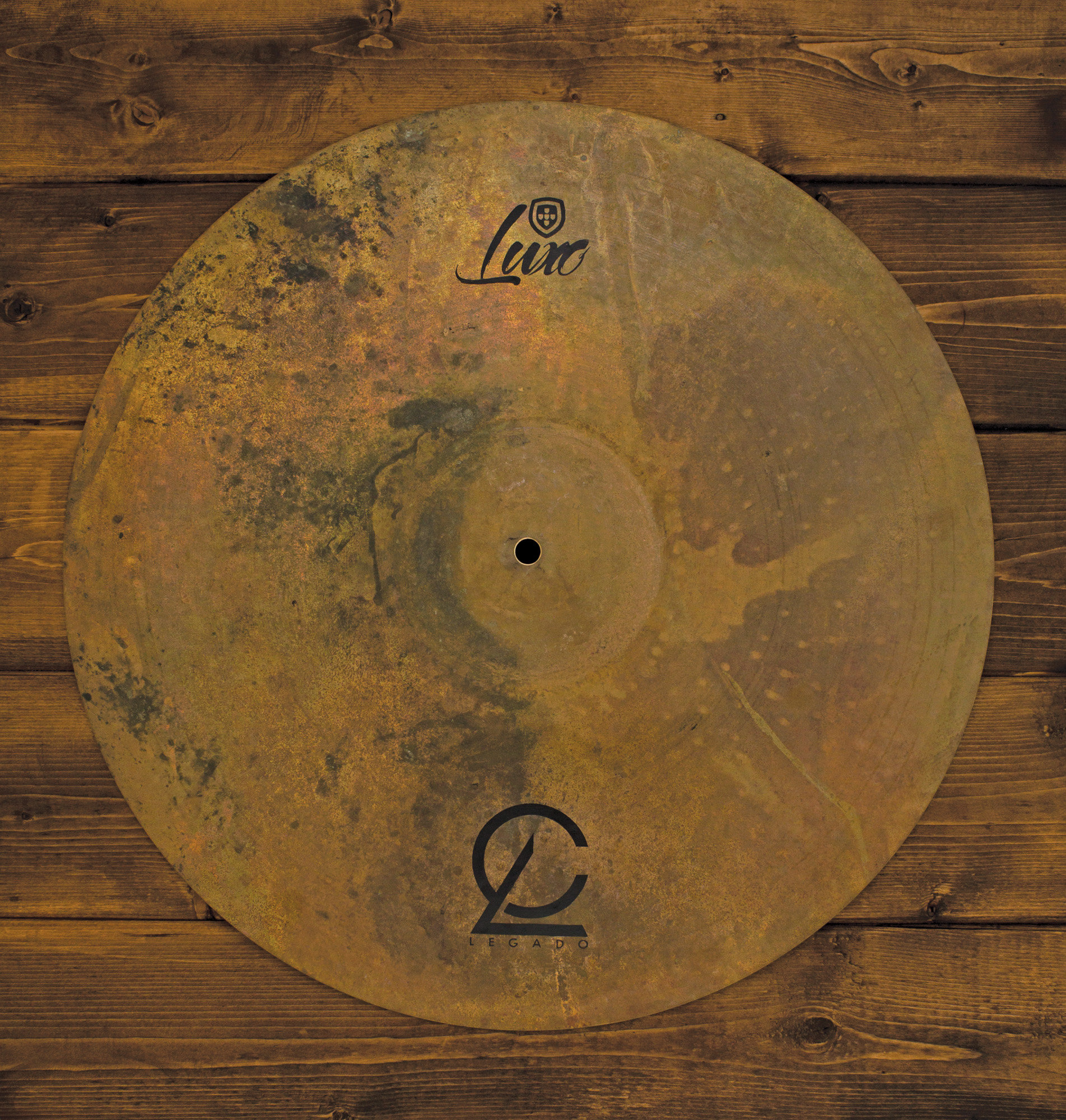Legado Cymbals - Heritage, 79V, Luxo Raw, and Caspian Series