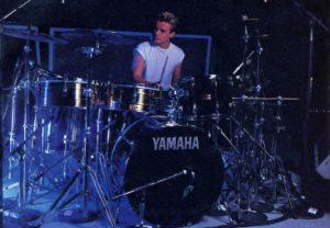 Larry Mullen Jr. Drummer | Modern Drummer Archive