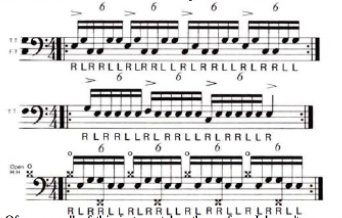 Paradiddle-diddle 12