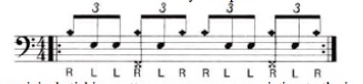 Paradiddle-diddle 8