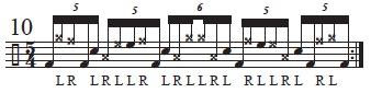 Musical Palindromes 10