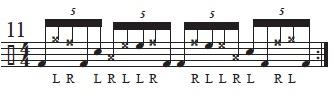 Musical Palindromes 11